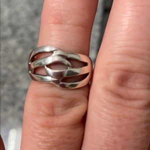 925 ring , size 6